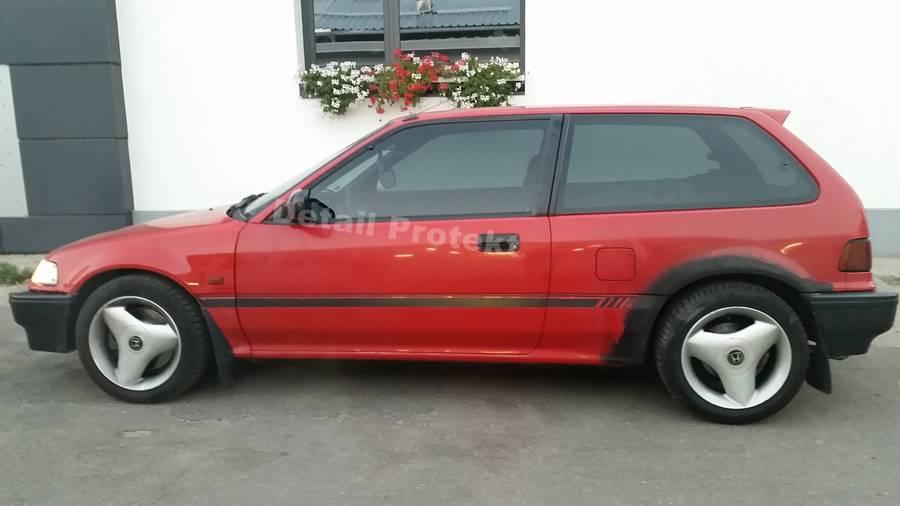 Folie Auto Honda