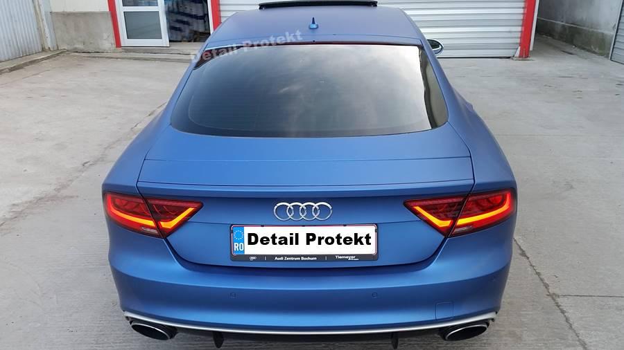 Folie Llumar Audi