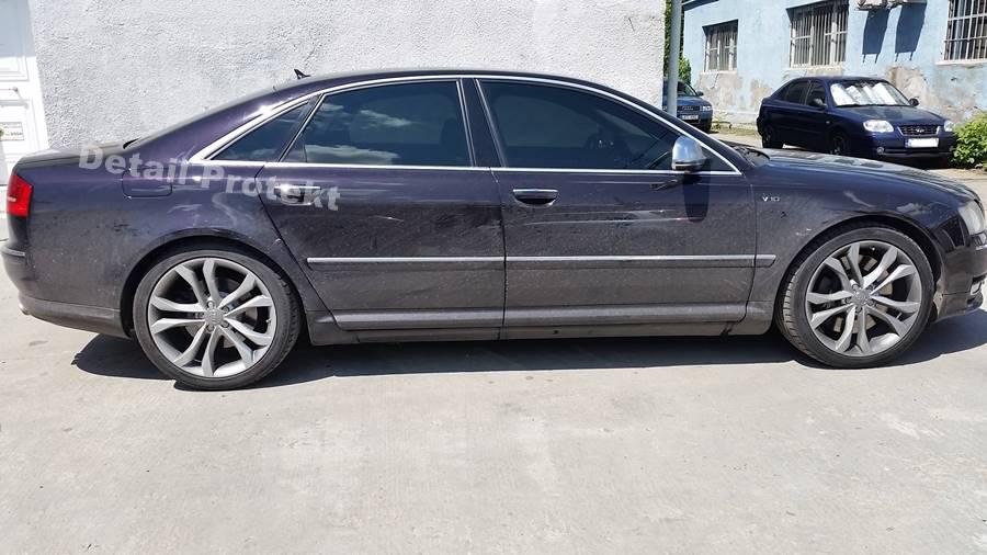 Folie Auto Audi