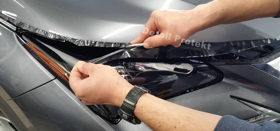 Folie Caroserie Lexus