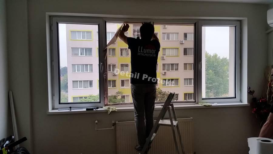 Folii Geamuri Apartament